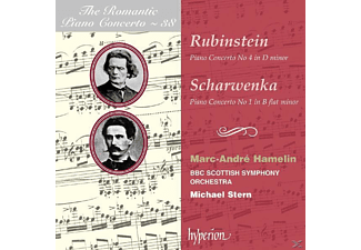 BBC Scott.So, Hamelin,M.A./Stern,M./BBCS - Romantic Piano Concerto Vol.38 - (CD)