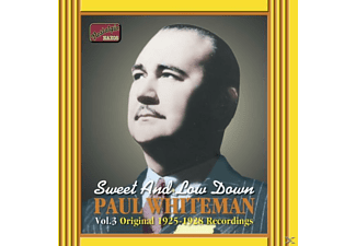 Paul Whiteman - Sweet And Low Down - (CD)