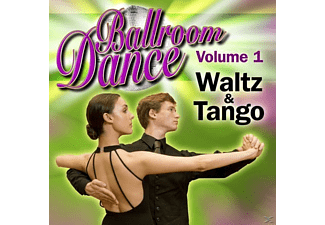 VARIOUS - Ballroom Dance Vol.1-Waltz And Tango - (CD)