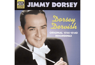 Jimmy Dorsey - Dorsey Dervish - (CD)