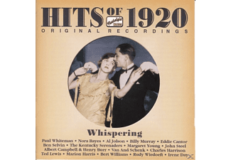 VARIOUS - Hits Of 1920-Whispering - (CD)