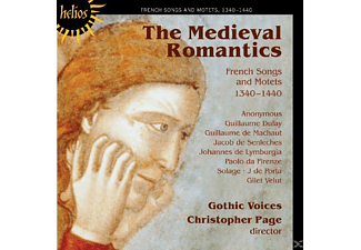 Christopher Page: Gothic Voices - The Medieval Romantics - (CD)