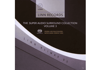 VARIOUS - Linn Sacd Sampler Vol.3 - (CD)