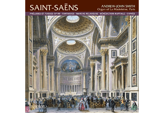 Andrew & John Smith - Saint-Saëns - (CD)