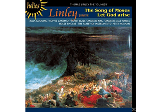 VARIOUS, Gooding/Daneman/Holman/PAOI - The Song of Moses/Let God arise - (CD)
