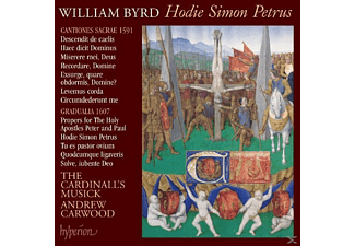The Cardinall's Musick - HODIE SIMON PETRUS - (CD)