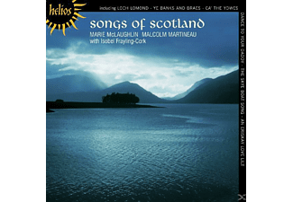 Malcom Martineau, Marie Mclaughlin - Songs of Scotland - (CD)