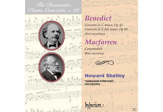 Shelley, Howard Shelley: Tasmanian Symphony Orchestra - Romantic Piano Concerto Vol.48 - (CD)