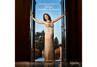 Angela Hewitt - Angela Hewitt plays Händel & Haydn - (CD)