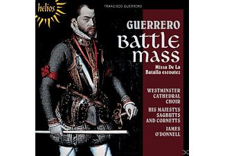 U.A., The Choir Of Westminster Cathedral, O'donnell, WESTMINSTER CATHEDRAL CHOIR / JAMES O'DONNELL - The Battle Mass & Other Sacred Music - (CD)