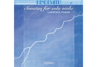 POWER,LAWRENCE & HINDEMITH,PAUL - Hindemith: Complete Viola Music, Vol. 2 - (CD)