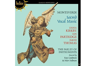 Emma Kirkby, David Thomas, Partridge Ian, The Parley Of Instruments - Geistliche Vokalmusik - (CD)