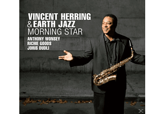 Vincent & Earth Star Herring, Vincent/earth Jazz Herring - Morning Star - (CD)