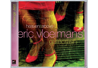 Eric & Gatecrash Vloeimans - Heavensabove! - (CD)