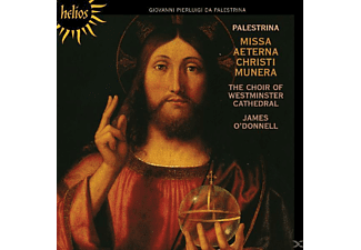 The Choir Of Westminster Cathedral - Missa Aeterna Christi munera/Motetten - (CD)