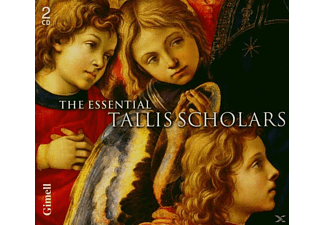 Tallis Scholars,The/Phillips,Peter - Essential Tallis Scholars - (CD)