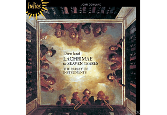 The Parley Of Instruments - Lachrimae,Or Seaven Teares - (CD)