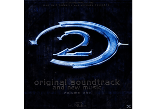 Michael Salvatori - Halo 2 - (CD)