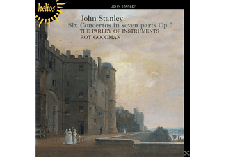 The Parley Of Instruments - Six Concertos In Seven Parts op.2 - (CD)