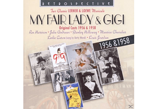 VARIOUS - My Fair Lady & Gigi - (CD)