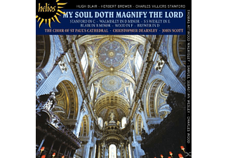 St Paul's Cathedral Choir - My Soul Doth Magnify The Lord - (CD)
