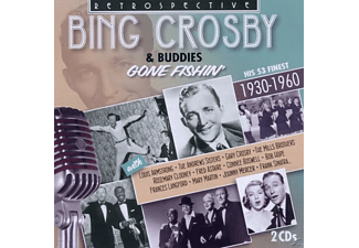 Bing Crosby - Gone Fishin' - (CD)