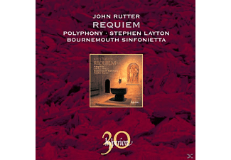 Polyphony, Stephen Layton - Requiem - (CD)