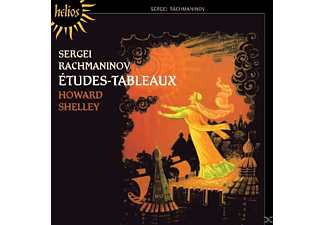 Shelley Howard - Études-tableaux - (CD)