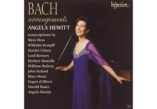 Angela Hewitt - Bach Arrangements - (CD)
