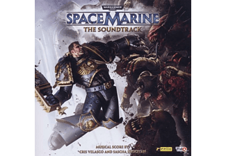 VARIOUS - Warhammer 40000: Space Marine - The Soundtrack - (CD)