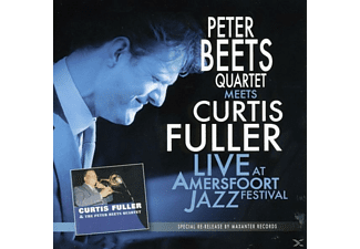 Peter Beets Quartet - Live At Amersfoort Jazz Festival - (CD)