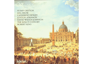 The King's Consort - Geistliche Werke Vol.01 - (CD)