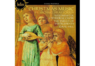 David/westminster Cathedral Choir Hill, D./Choir of Westminster Cathedral/+ Hill - Christmas Music - (CD)