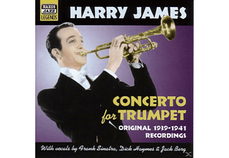 Harry James - Concerto For Trumpet - (CD)