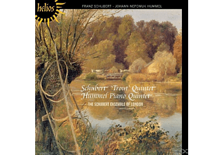 The Schubert Ensemble Of London - Klavierquintette - (CD)
