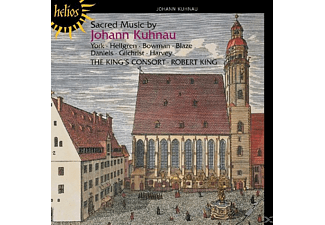 VARIOUS, The King's Consort, Robert King, Robert King: The King's Consort - Geistliche Musik - (CD)