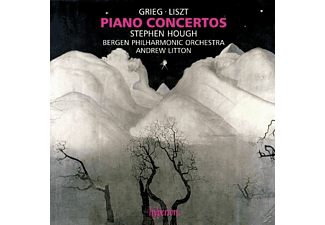 Bergen Philharmonic Orchestra, A. Litton, St. Hough - Piano Concertos - (CD)