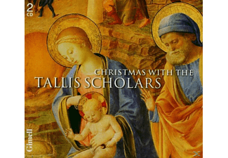 Tallis Scholars,The/Phillips,Peter - Christmas With The Tallis Scholars - (CD)