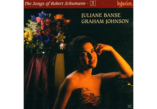 BANSE,JULIANE & JOHNSON,GRAHAM - The Songs of Robert Schumann, Vol. 3 - (CD)