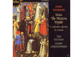 "Harry Christophers, Sixteen,The/Christophers,Harry - Mass ""The Western Wynde"" - (CD)"