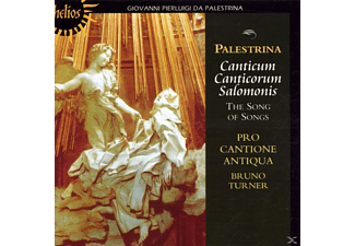 Pro Cantione Antiqua - The Song Of Songs - (CD)