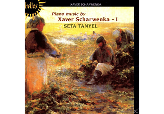 Seta Tanyel - Scharwenka Piano Music Vol.1 - (CD)