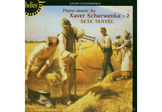 Seta Tanyel - Scharwenka Piano Music Vol.2 - (CD)