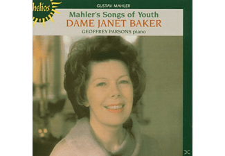 Baker,Janet/Parsons,Geoffrey - Songs Of Youth - (CD)