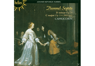 Capricorn - Septette op.74 & 114 - (CD)