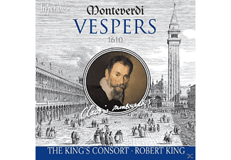 The King's Consort - VESPERS/MISSA/MAGNIFICAT - (CD)