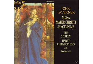 Harry Christophers, Sixteen,The/Christophers,Harry - Missa Mater Christi Sanctissim - (CD)