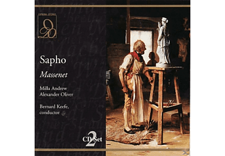 Oliver, Andrew/Oliver/Macpherson/Dickerson/Taylor - Sapho - (CD)