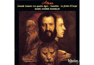 Marc Hamelin - Marc-André Hamelin Plays Alkan - (CD)