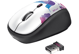 TRUST Yvi Wireless Mouse  Βird - (20251)